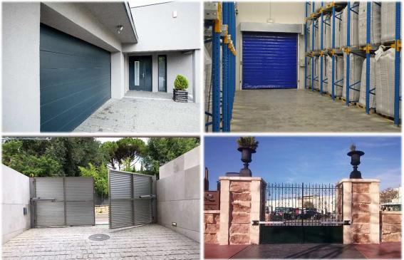 Jornada sobre puertas automáticas industriales, comerciales y de garaje en Valladolid