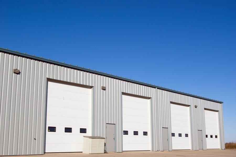 Guía de puertas industriales