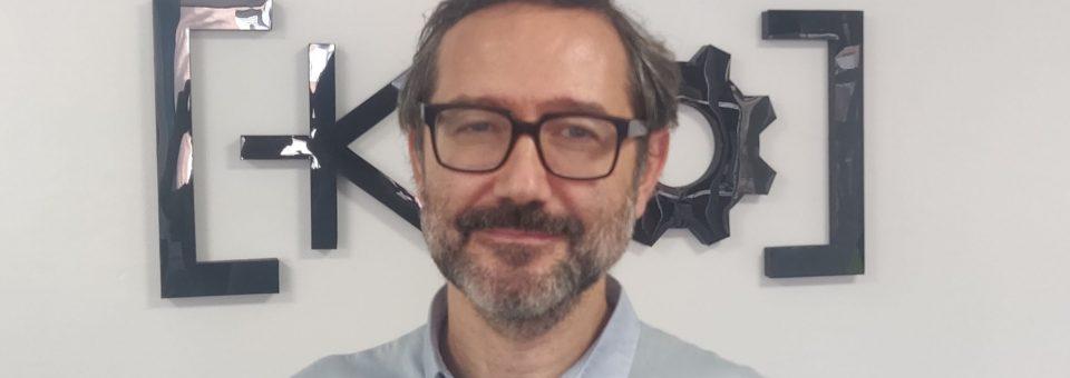 Miguel Pérez, director general de Mequonic